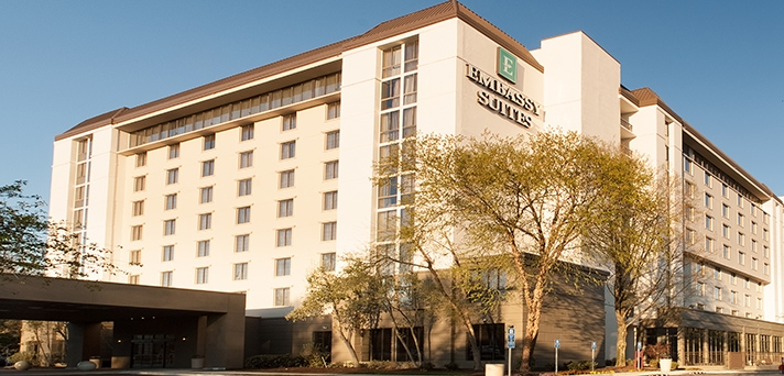 Embassy Suites Hotel Nashville-Airport, TN 37214 near Nashville International Airport